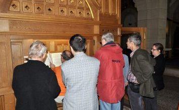 Stage à l orgue