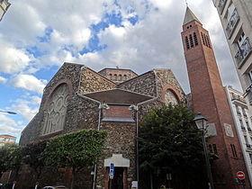 Circuit des orgues à Vincennes et Saint-Mandé le lundi 20 mai 2013